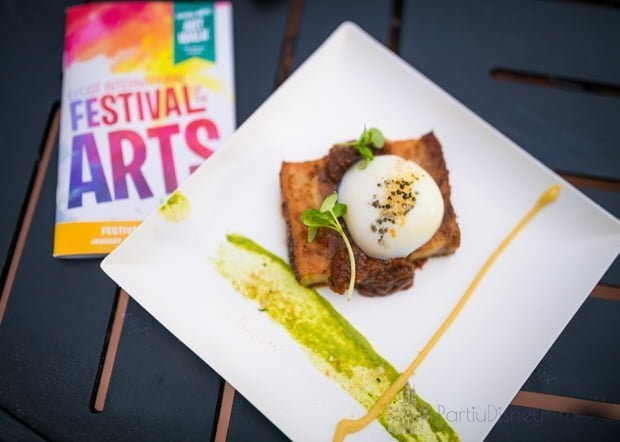 Festival of the Arts - Dining Plan Snack